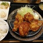 98110794 - ザンギ定食(塩)750円