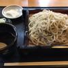 かみしろや - 料理写真:ざるそば大盛¥1080