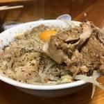 ラーメン 池田屋 - 料理写真:汁なし