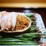 豪龍久保 - 背子蟹