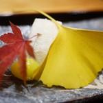 豪龍久保 - 海老芋、銀杏、原木椎茸