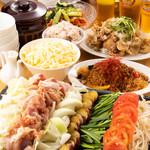 ザ パーク - 2018忘年会プラン チーズタッカルビ食べ放題