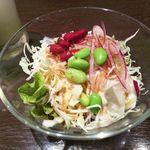 インドの恵み - サラダ