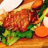 トラットリア イ・コントルニ - 料理写真:ランチ@恋する豚さんのグリル 2,000円 サラダ、ミニスープ、ひとくちカットパン、デザート、食後のドリンク付き。