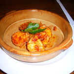 パセオ - ホタテのガーリック焼き