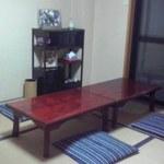ロココ - 店の奥の座敷席
