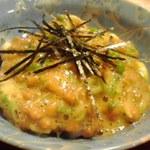ロココ - いか納豆700円也