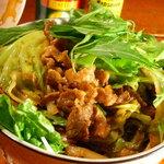 はんばあぐはうす ぐずぐず - 洋食・牛野菜DON
