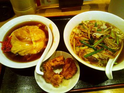 中華料理 長楽園