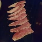 焼肉 くまちゃん - 豚トロ