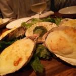 北海道キッチン Bakurico - 牡蠣のグラタン。クリーミー‼️