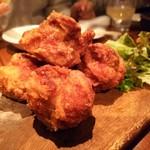 北海道キッチン Bakurico - でーーーっかいザンギでした。美味美味‼️