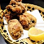 八 - 鶏の竜田揚げ