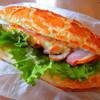 パン工房 カワ - 料理写真:鴨肉とオレンジタルタルソースのダッチサンド