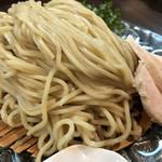 柳麺 呉田 - ハナマンテンの新麦100%の麺