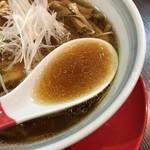 柳麺 呉田 - 上品なスープ