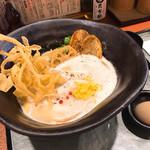三代目晴レル屋 - 鶏白湯soba & 半熟煮たまご