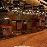 ザバーナノグールド - いろんな酒の瓶