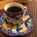 味処 大丸 - 食後のコーヒー 220円