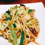 京香房 - 旬の野菜炒め