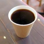 サニーベッカリー - ホットコーヒー302円