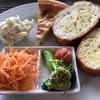 ナポレオンフィッシュ - 料理写真:タパスの盛合せ。