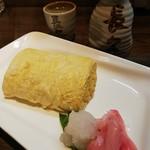 あさき - だし巻き玉子¥480