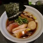 RAMEN火影 produced by 麺処ほん田 - 特製鶏だし醤油RAMEN
