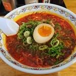 広島中華そば がんぼ - 料理写真:赤そば ¥850