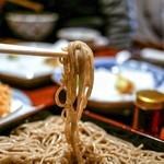 利庵 - ☆蕎麦