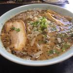 だるま亭 - 味噌ラーメン   750円