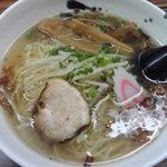麺や 栄龍 - 塩ラーメン(11-10)