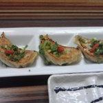 麺や 栄龍 - 餃子(11-10)