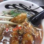 麺や 栄龍 - 牡蠣(11-10)