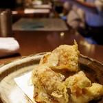 ぽんしゅや 三徳六味 - ジャンボ! 椎茸天ぷら