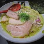 98140200 - 鶏白醤油麺