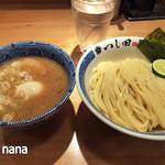 めん徳 二代目 つじ田 - 濃厚味玉つけ麺 980円