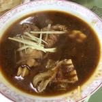 イヤマンレストラン - パヤのアップ。スープカレー感覚で