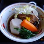 茶寮いま泉 - 煮物