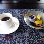 茶寮いま泉 - コーヒーとデザート