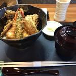 日本料理 大川 - 天丼