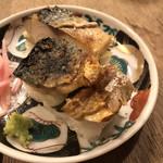 茂美志゛や  - 焼鯖寿司