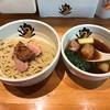 chuukasobamanchi-ken - 料理写真:2018.12 鴨中華つけそばにフォアグラ