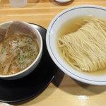 麺や 清流 - 料理写真:サンマ水つけ麺