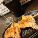 炭火串焼 鶏次 -