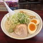なりたけ TOKYO - 味玉醤油ラーメン