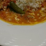 kawara CAFE&DINING - バターチキンカレー