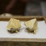 日本橋 蕎ノ字 - 揚げたらトロトロで美味い「折戸茄子」