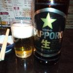 養老乃瀧 - お変わりビールは 養老ビール