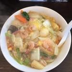 中華料理ニイハオ - 料理写真:ダル麺